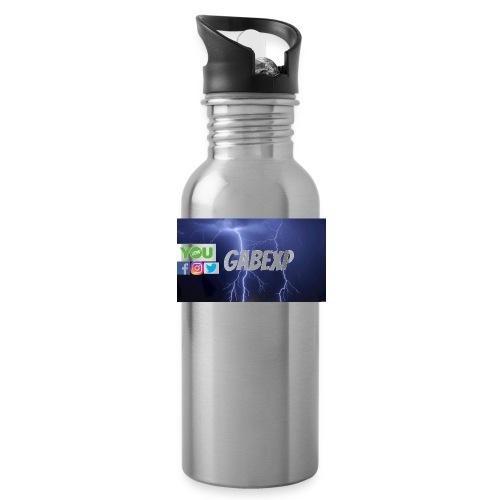 gabexp 1 - Water Bottle
