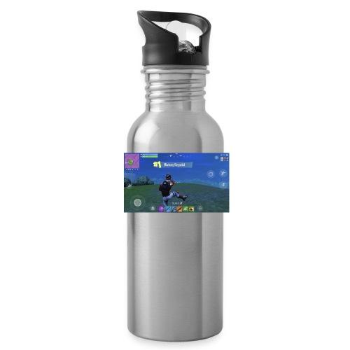 My First Win! - Water Bottle