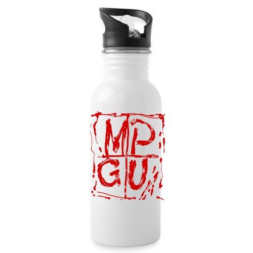 MPGU RED STROKE - Water Bottle