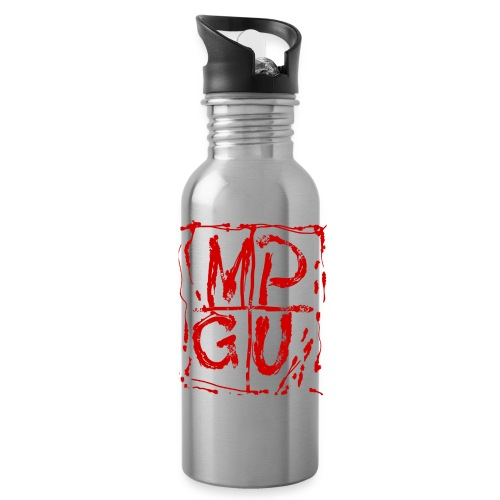 MPGU RED STROKE - Water Bottle