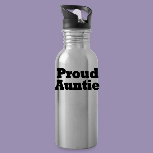 Proud Auntie - Water Bottle