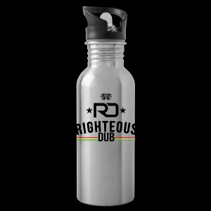 Righteous Dub Logo - Water Bottle