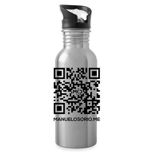 back_design9 - Water Bottle