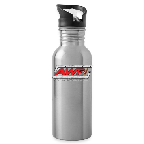 AWF Official Logo - Water Bottle