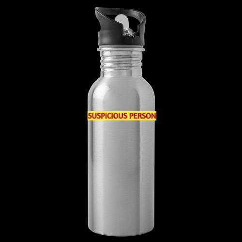 YOU ARE SUSPECT & SUSPICIOUS - Water Bottle