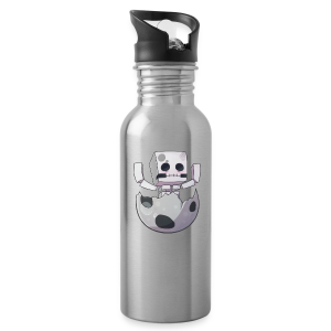 Cartoon Skeleton - Water Bottle