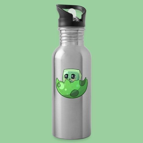 Cartoon Slime - Water Bottle