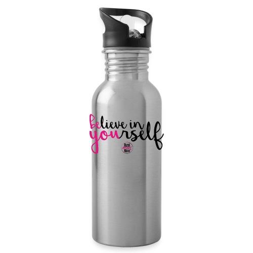 BE YOU shirt design w logo - Water Bottle