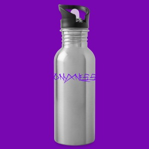 OnyxNess (Purple) - Water Bottle