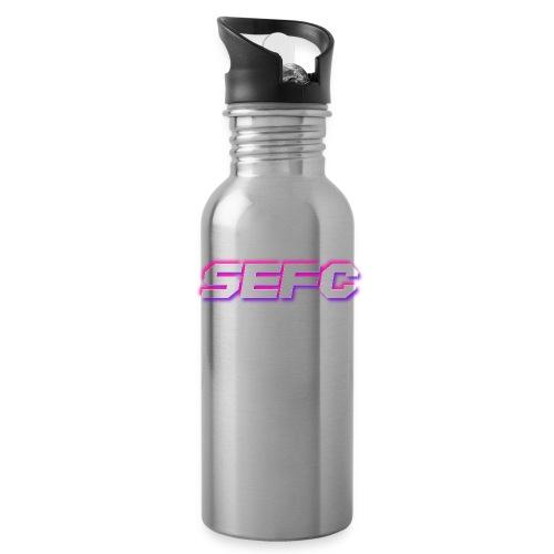 Super Elite Friendship Club Logo Vapor v2 - Water Bottle