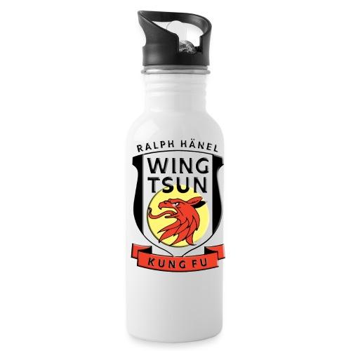 wingtsunkungfu logo - Water Bottle