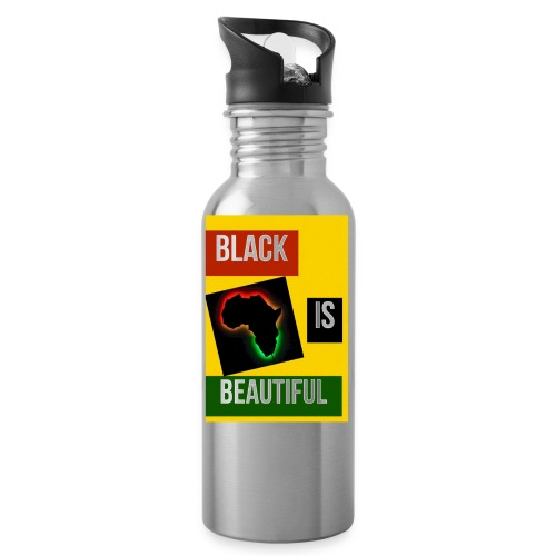 Black Is Beautiful - Water Bottle