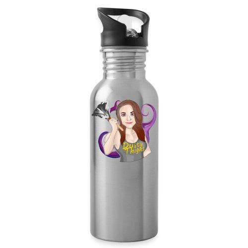 DustyThighs Avatar - Water Bottle