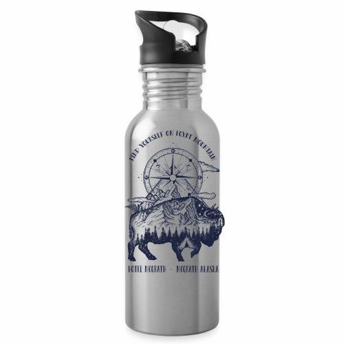 EGYPT MOUNTAIN TSHIRT - Water Bottle