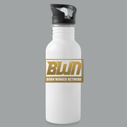 BWN (Gold) - Water Bottle