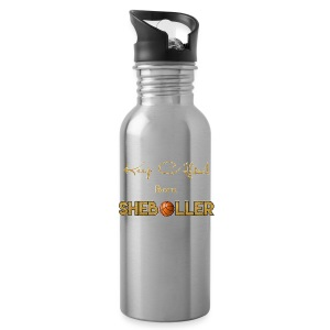 Girl Basketball shirt - Water Bottle
