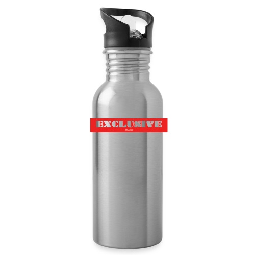 exclusive - Water Bottle