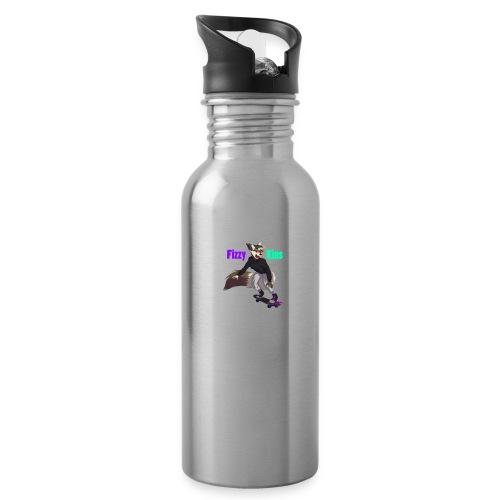 FizzyKins Design #1 - Water Bottle