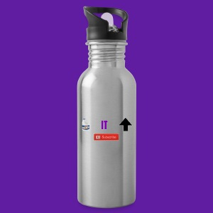BleachItUp Apparel - Water Bottle