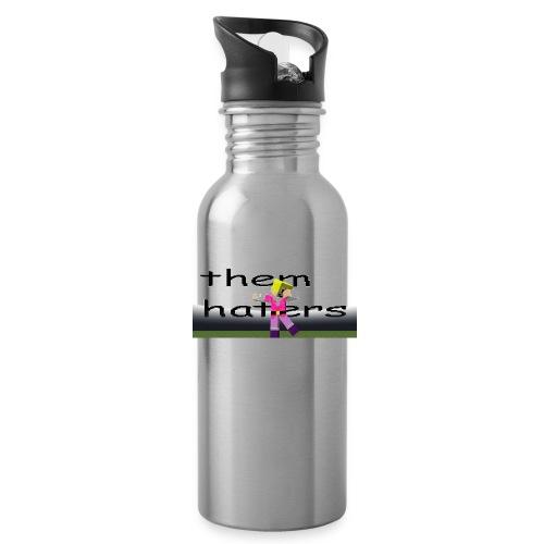 Dabbin' On Them Haters - Water Bottle