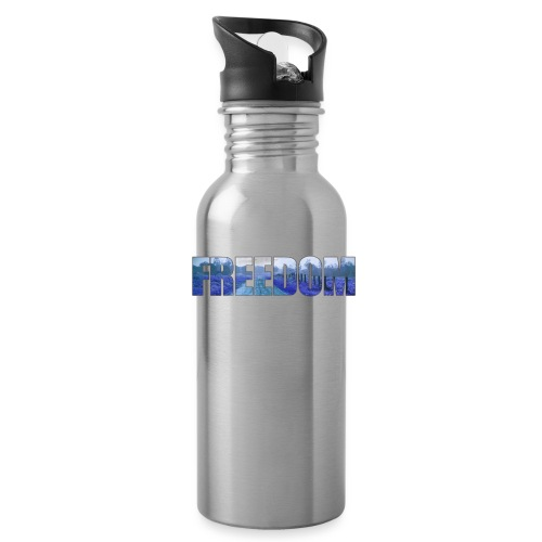 Freedom Photography Style - Water Bottle