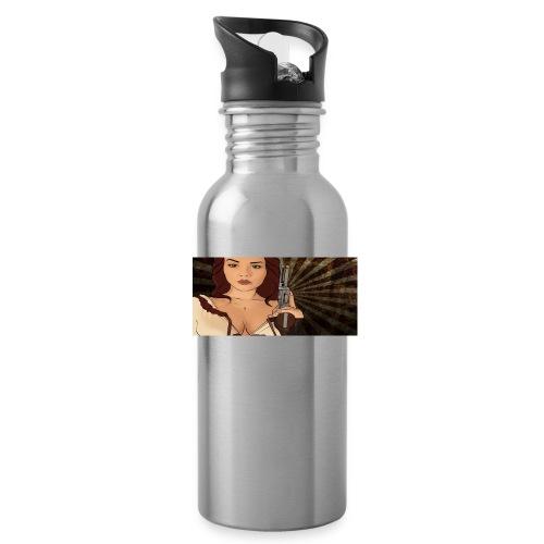 jjj copy png - Water Bottle