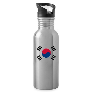 Flag of South Korea - Water Bottle