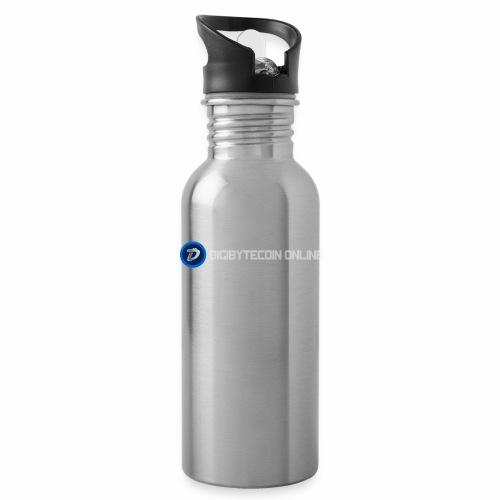 Digibyte online light - Water Bottle