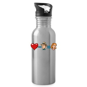 Love - Water Bottle