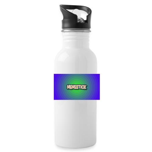 memestick symbol - Water Bottle