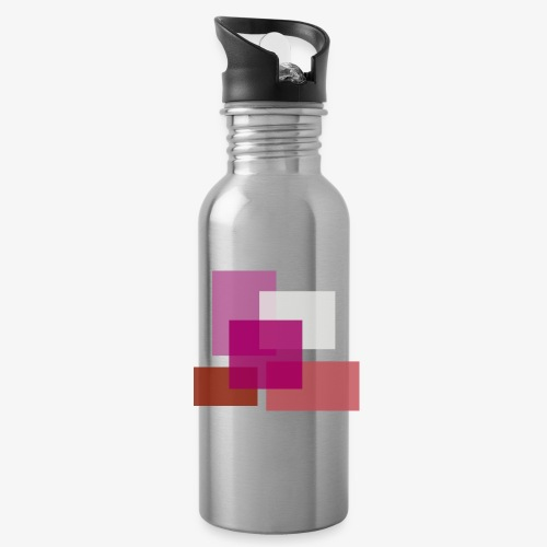 Lesbian Pride Logo - Water Bottle