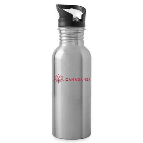 Canada 151 - Water Bottle