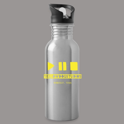 Yellow DOG Studios LOGO - Water Bottle