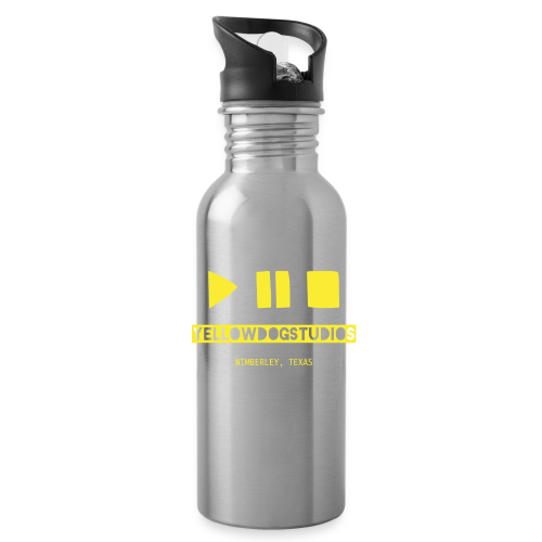 Yellow DOG Studios LOGO - Water Bottle
