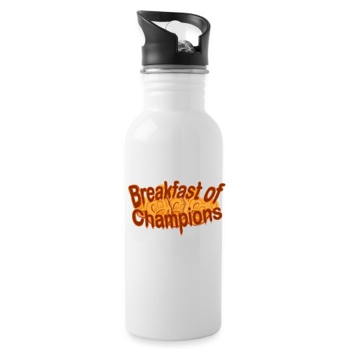 Breakfast of Champions - Water Bottle