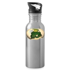 The Emerald Dragon of Nital - Water Bottle