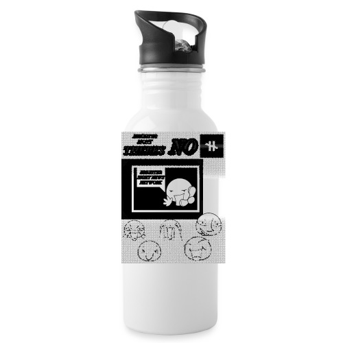 BRIGHTER SIGHT NEWS NETWORK - Water Bottle