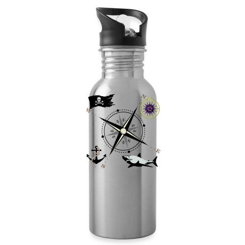 Nautical Designs - Water Bottle