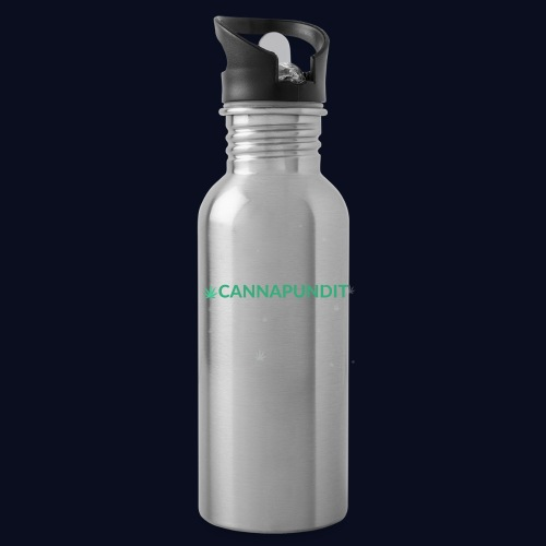 CannaPundit Classic - Water Bottle