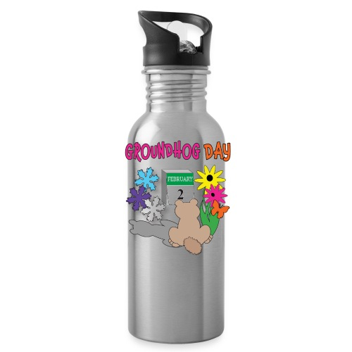Groundhog Day Dilemma - Water Bottle