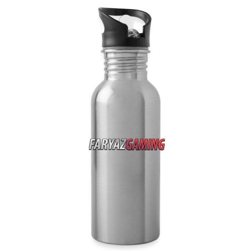 FaryazGaming Text - Water Bottle