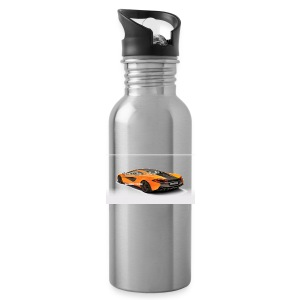 ChillBrosGaming Chill Like This Car - Water Bottle