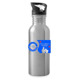 Official Successful Barber - Water Bottle