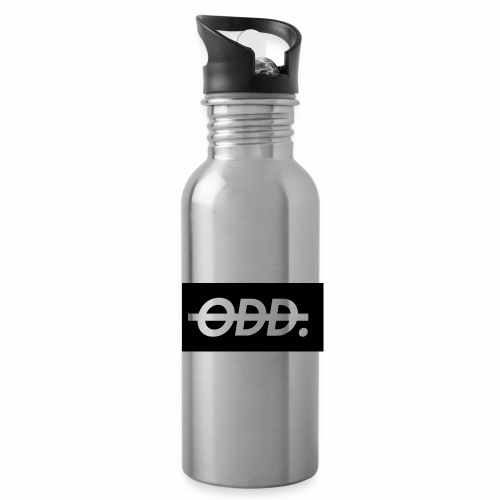 Odyssey Brand Logo - Water Bottle