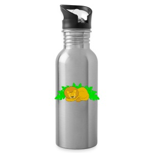 Sleeping Lion - Water Bottle