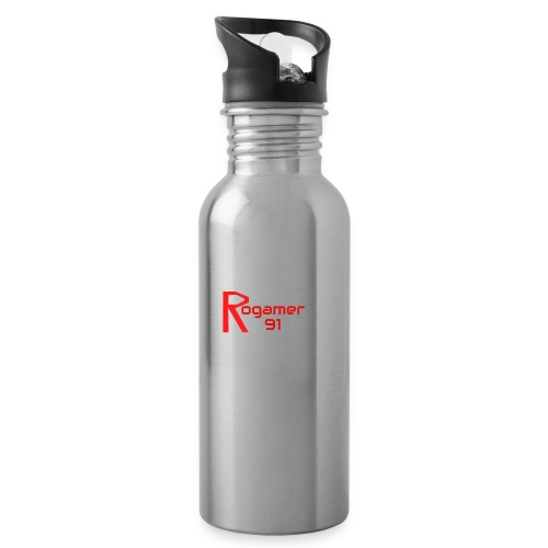 Rogamer91 lable - Water Bottle