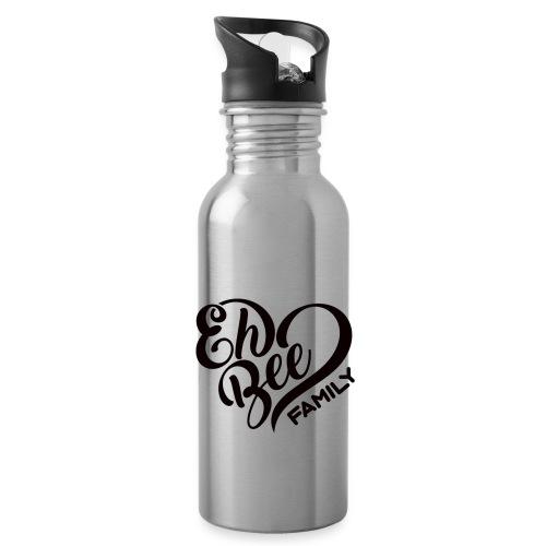EhBeeBlackLRG - Water Bottle