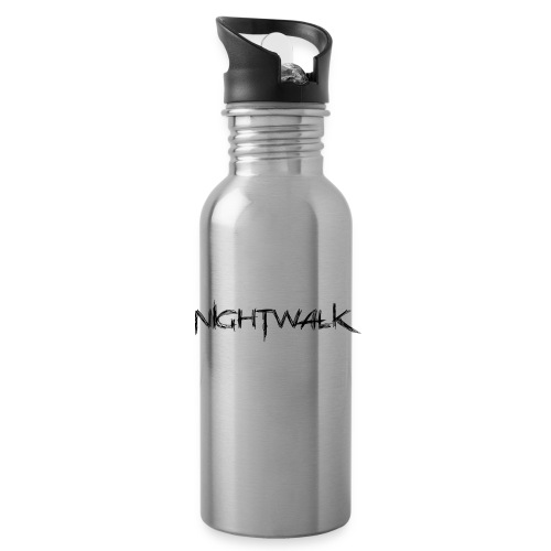 Nightwalk Logo - Water Bottle