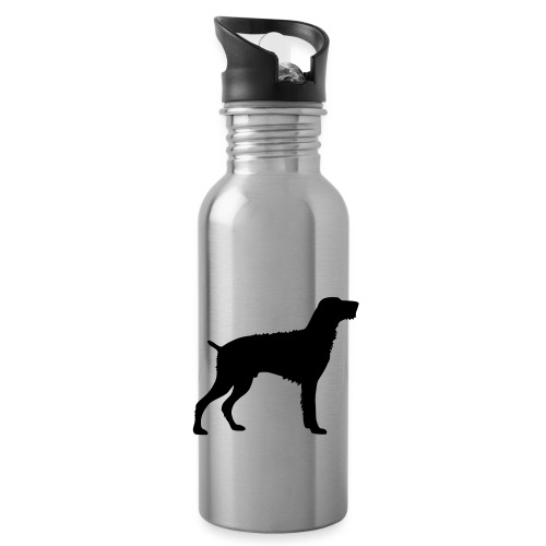 German Wirehaired Pointer - Water Bottle
