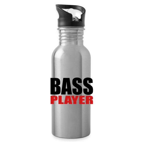 Bass Player - Water Bottle